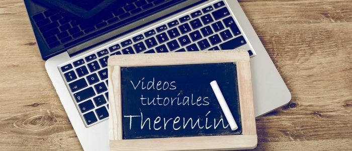 video tutoriales theremin